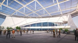 Hollywood Park and Live Nation Team on 'The Performance Venue at Hollywood Park'