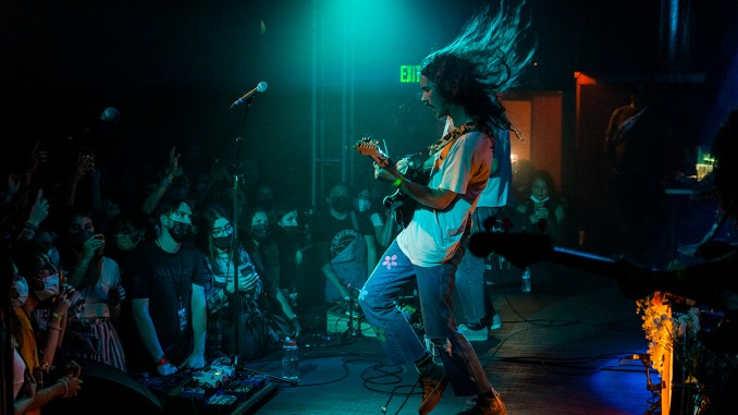 Review: The Backseat Lovers Move to the Front Row with Show at The Troubadour